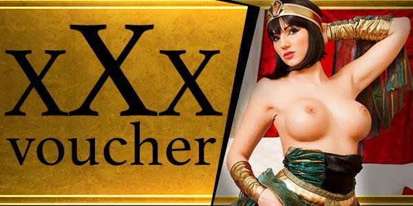 Queen Cleopatra's hot XXX bonus: Grab a 30,- EUR voucher!